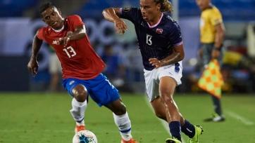 Золотой кубок КОНКАКАФ. Коста-Рика и Гаити досрочно вышли в плей-офф