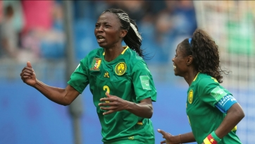 Футбол по-женски на зависть мужчинам. Видео