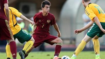 Хавбек юношеской сборной России подписал контракт с «Леванте»