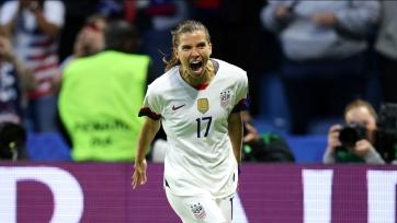 ФИФА лишила американку гола с нулевого угла. Видео