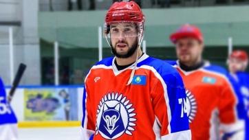 «Алматы» подписал двух опытных хоккеистов