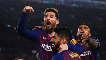 «Барселона» может сыграть товарищеский матч в России