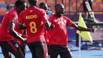 Сборная Уганды сенсационно переиграла ДР Конго на Кубке африканских наций