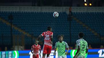 Нигерия дожала Бурунди на Кубке африканских наций