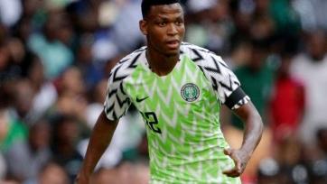 Сборная Нигерии потеряла основного защитника