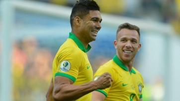Кубок Америки. Бразилия и Венесуэла добились уверенных побед и вышли в плей-офф
