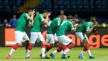КАН-2019. Гвинея неожиданно потеряла очки в матче с Мадагаскаром. Видео