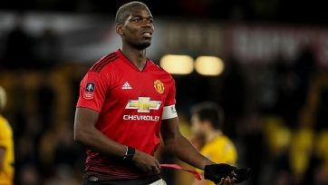 Adidas призывает «Манчестер Юнайтед» оставить Погба