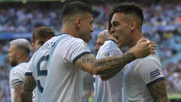 Аргентина обыграла Катар, Колумбия минимально победила Парагвай