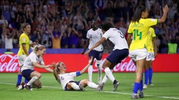 Анри все еще забивает, а сборная Франции – побеждает. Видео