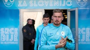 Сменщик Облака в сборной Словении перешел из «Сампдории» в АПОЭЛ