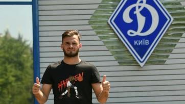 «Динамо» продлило контракт с чемпионом мира и отдало его в аренду