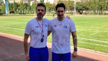 Страмаччони взял себе в помощники бывшего игрока «Ливерпуля» и «Панатинаикоса»