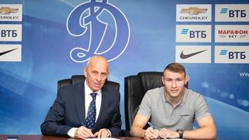 Официально: «Динамо» рассталось с Козловым и подписало Паршивлюка