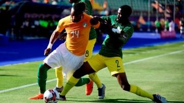 Кот-д'Ивуар минимально переиграл ЮАР на Кубке африканских наций. Видео