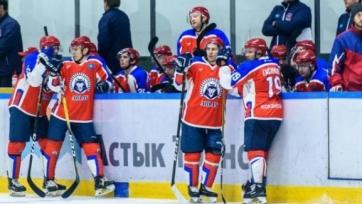 Нападающий «Арлана» перебрался в Беларусь