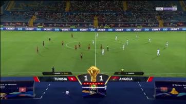 КАН-2019. Тунис и Ангола сыграли вничью