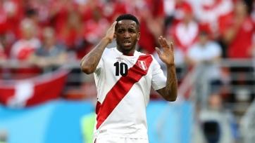 Фарфан выбыл до конца Кубка Америки