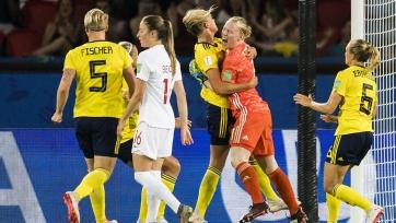 Швеция прошла Канаду и вышла в 1/4 финала женского чемпионата мира