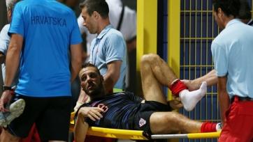Влашич получил травму в матче молодежного Евро-2019 с Англией