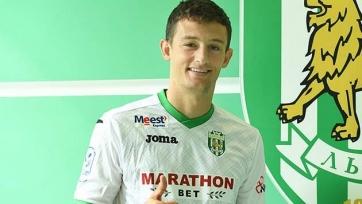 «Карпаты» подписали бывшего игрока «Лацио»