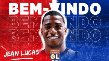 «Лион» за 8 млн евро приобрел полузащитника «Фламенго»