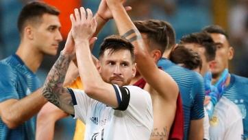 Почему Аргентина выглядит блекло на Кубке Америки