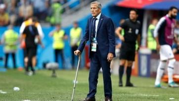 Тренер сборной Уругвая установил невероятный рекорд
