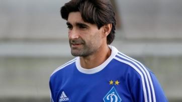 В «Динамо» вернулся испанский экс-помощник Реброва