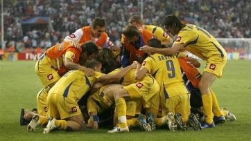 13 лет исторической победе Украины над Швейцарией в 1/8 финала ЧМ-2006. Видео
