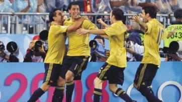 В этот день Иньеста и Хави вывели Испанию в финал Евро-2008. Видео