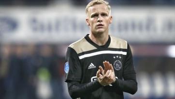 «Реал» может подписать ван де Бека вместо Погба