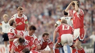 В этот день сборная Дании взорвала футбольный мир. Видео