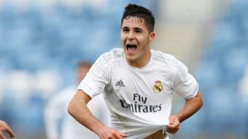 Воспитанник «Реала» отправился в скромный «Эйбар»