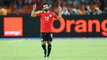 КАН-2019. Египет победил ДР Конго и вышел в 1/8 финала