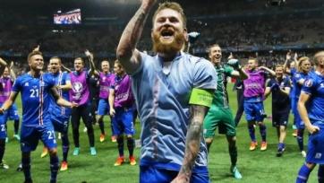 В этот день фанаты сборной Исландии феерично вошли в историю. Видео
