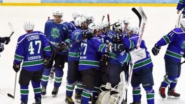 Чемпионат Казахстана по хоккею станет открытым