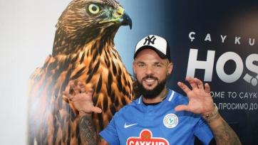 Экс-защитник «Динамо» Киев стал полноценным игроком турецкого «Ризеспор»