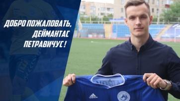 «Окжетпес» пополнился игроком сборной Литвы