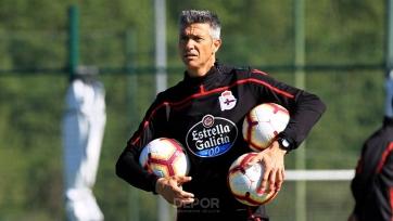 «Депортиво» остался без тренера