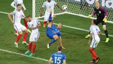 В этот день Исландия одержала знаменитую победу над Англией. Видео