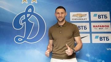 Ордец высказался о переходе в московское «Динамо»