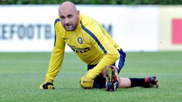Миланский «Интер» переподписал голкипера-ветерана стоимостью в 100 тыс евро