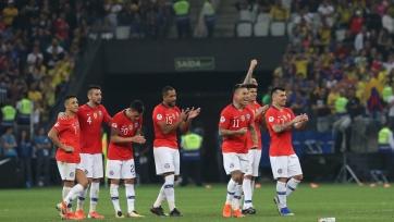 Чили по пенальти обыграло Колумбию и вышли в полуфинал Кубка Америки. Видео