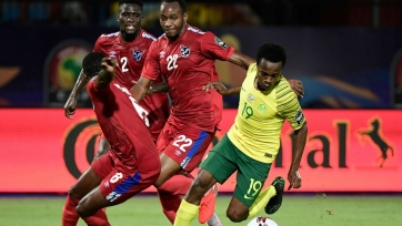 КАН-2019. Сборная ЮАР переиграла Намибию