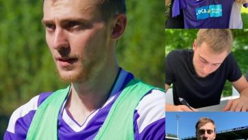 Защитник «Кайрата» продолжит карьеру в Бельгии