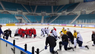 Сборная Казахстана по хоккею отправилась в Южную Корею