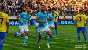 Милевский открыл счет голам в сезоне за «Динамо-Брест», Нойок забил в третий раз, Хобленко – во второй. Видео