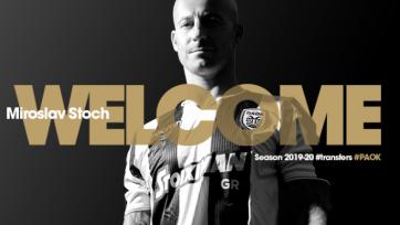 Бывший игрок «Челси» и «Фенербахче» вернулся в ПАОК