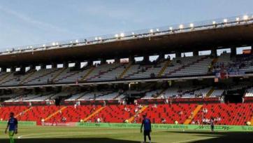 Испанский клуб может остаться без стадиона